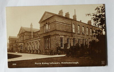 Middlesbrough, North Riding Hospital, By Brittain And Wright