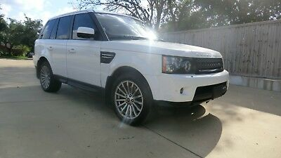 2013 Land Rover Range Rover Sport HSE LUX 5L V8 32V Automatic 4WD SUV Premium .Limited Edition,64K miles,Nav,DVD,HD,BT