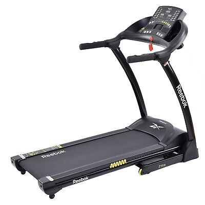 Reebok ZR8 Treadmill  ** FULLY ASSEMBLED **RRP £699 **