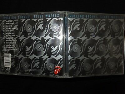 Cd The Rolling Stones / Steel Wheels /