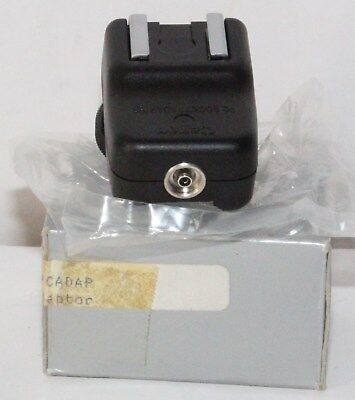 Canon PC Adapter Boxed in Excellent Condition