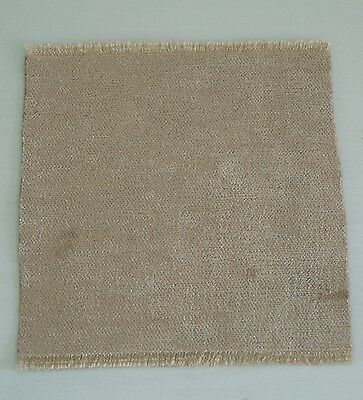 Brand New Rug With A Velvet Pile For A Dolls House (Vellum)