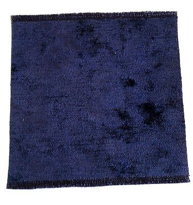 Brand New Rug With A Velvet Pile For A Dolls House (Royal)