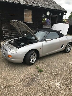 mg mgf mgtf Black Canvas Roof And Other Parts
