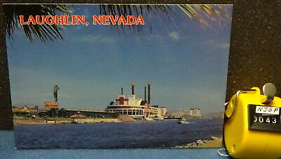 Continental Colorado Belle Hotel and Casino Laughlin Nevada Unposted