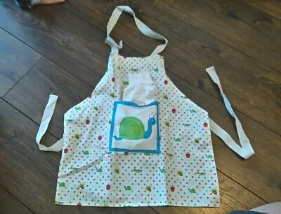 Children's Garden Apron & Gloves *New*