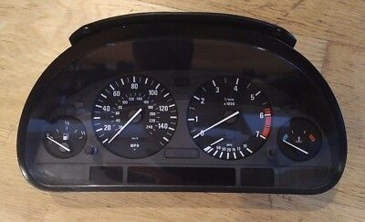BMW E38 7 Series Instrument Cluster 728 730 735 740 750 X5 6914876