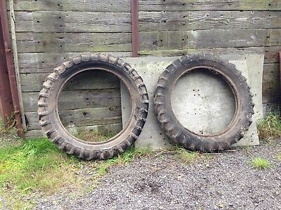 Tractor tyres 9 x 36 inches