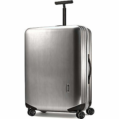 Samsonite Inova 28 Inch Hardside Spinner - Metallic Silver