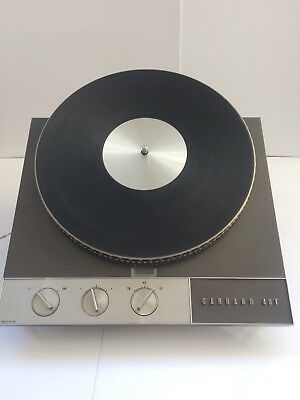 Garrard 401 Transcription Turntable No. 03471