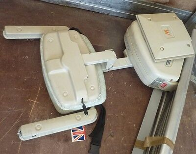 Stairlift Minivator straight...REDUCED !!!!!!!!!