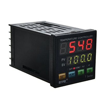 TA4-SNR+K PID Digital Display Temperature Controller Dual Displey Type-K Sensor