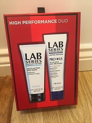 Lab Series Duo Gift Set All In one face treatment multi action face Wash 100ml