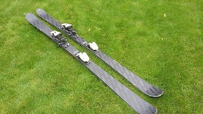 K2 Carve Skis 170cm with Marker Airpad Bindings