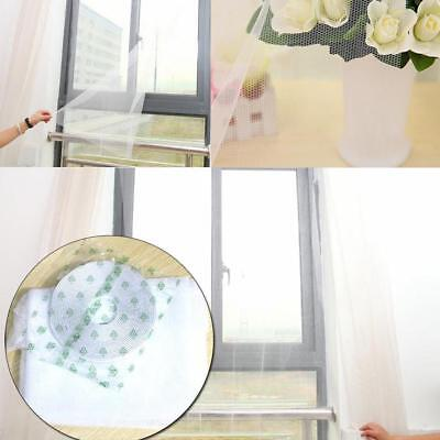Insect Fly Bug Mosquito Net Door Window Netting Mesh Screen Curtain Protector I#