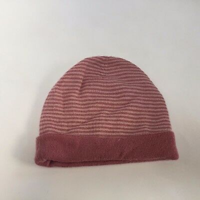 Petit Bateau 100% WOOL Beanie Hat Size 12-24 months or 47/49 cm GREAT CONDITION
