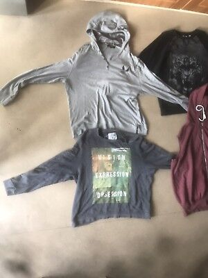 Men's Job Lot of 4 Jumpers Xxl