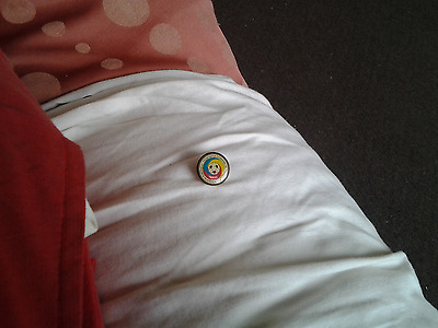 Pin Badge Romanian Football Federation