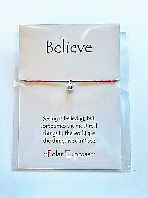 Polar-Express-Bell-Believe-wish-bracelet-Christmas Eve Box Stocking filler