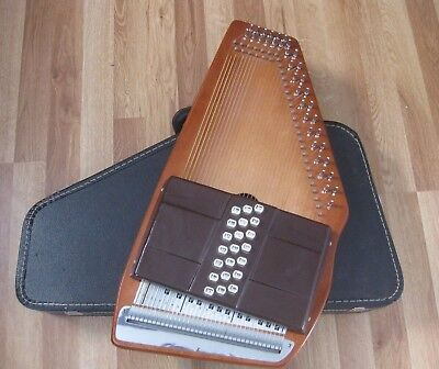 Autoharp Oscar Schmidt 21 Chord Made in the USA Beautiful Sound and Body