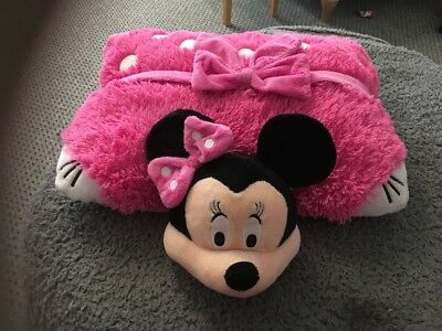 Pillow Pets Minnie Mouse. Excellent Condition.