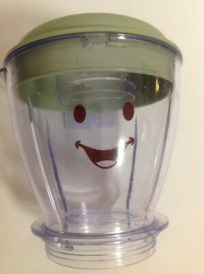 Magic Baby Bullet Replacement Blender TOP and LIDS ONLY Food Storage