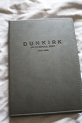 BRAND NEW DUNKIRK note book
