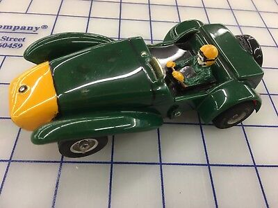 #4 Caterham on Strombecker chassis 1/24 slot from Mid-America Raceway
