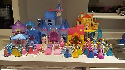 disney magiclip dolls mega bundle