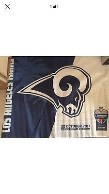 LA Rams v Arizona Cardinals 2017 NFL TWICKENHAM FLAG