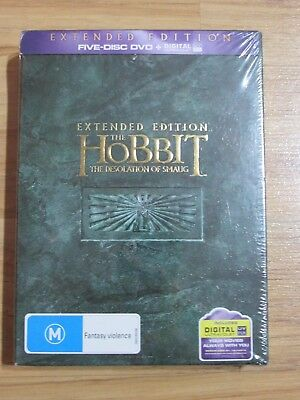 The Hobbit - The Desolation of Smaug DVD Extended Edition, 5 Disc