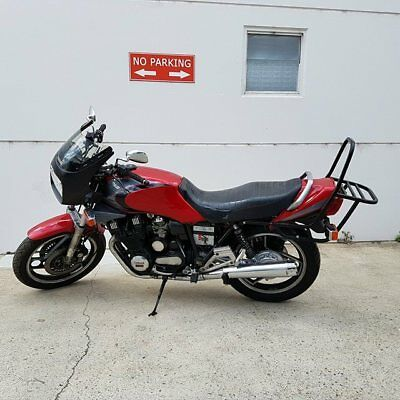 1997 Yamaha XJ900 R runs very well with lots of spares - NO REGO