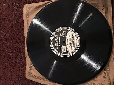 Edison Diamond Disc 51989 CLYDE DOERR AND HIS ORCHESTRA