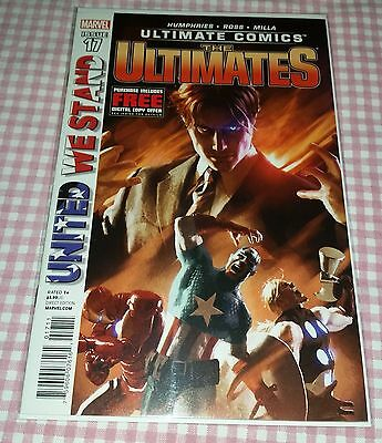 The Ultimates #17 MARVEL NM Captain America