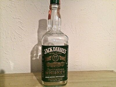 Jack Daniels  Green Label 4/5th Quart Empty