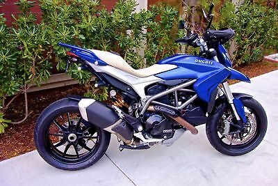2013 Ducati Sport Touring  2013 Ducati Hyperstrada - One of a Kind