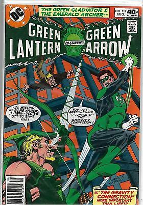 Green Lantern/Green Arrow U-PICK ONE 119,120,121,122,126 or 127 PRICED PER COMIC