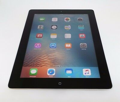 Apple iPad 2 16GB, Wi-Fi, 9.7in - Black Tablet with Case