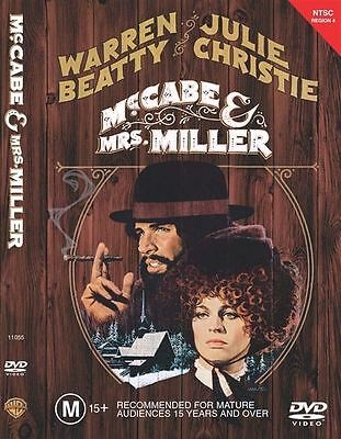 McCabe And Mrs. Miller ( DVD )