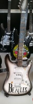 Beatles Model Guitar   Christmas Gift   Collector's Item