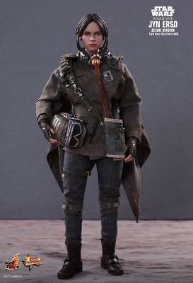 (Us) Hot Toys 1/6 Mms405 Rogue One A Star Wars Story Jyn Erso Deluxe Version