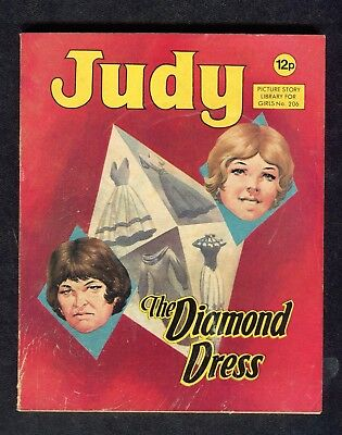 1980: Judy Picture Story No 206: The Diamond Dress