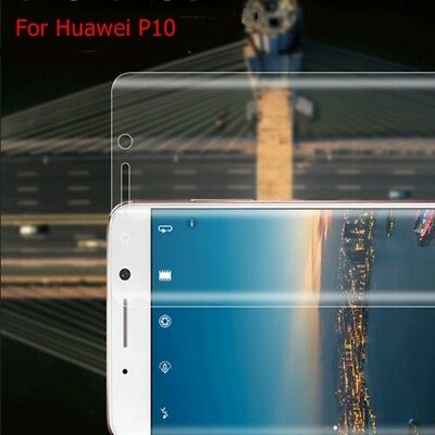 Luxury HD Ultrathin TPU Shockproof Silicone Full Case Cover For Huawei P10 Lite