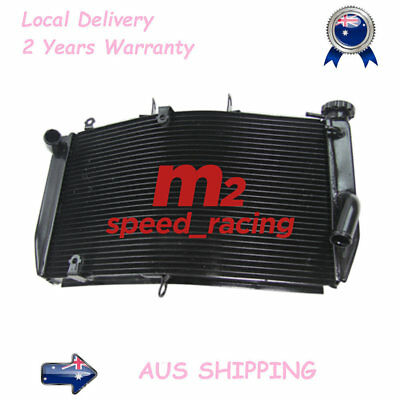 Aluminium Engine Radiator For Honda CBR600 RR F5 2003-2006 04 05
