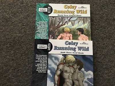 Coley Running Wild Volumes 2 And 3 - OFFERS MOST WELCOME!!