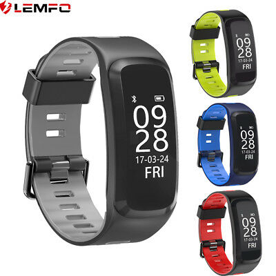 Lemfo F4 Impermeable Reloj Inteligente GPS Bluetooth Activity Tracker Fitness