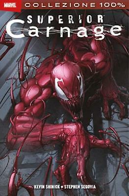 MC1920 - Marvel Italia - 100% Superior Carnage - Nuovo !!!