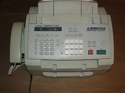 BROTHER IntelliFax PPF 3750 Comes with Tonner