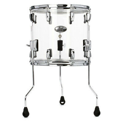 Pearl Crystal Beat Timpano 14X13 Ultra Clear