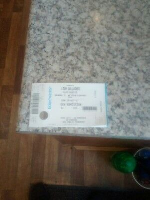 liam gallagher ticket for weston airport Dublin sun 29th of oct.